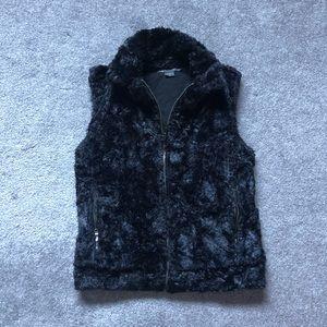 Armani Exchange Fur Vest